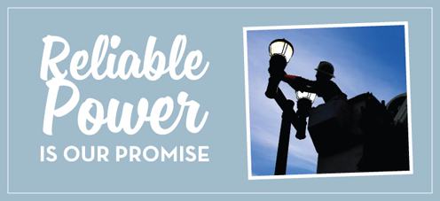 Reliable power is our promise.