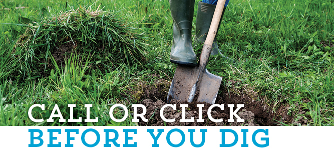 Diggers Hotline - Call before you dig